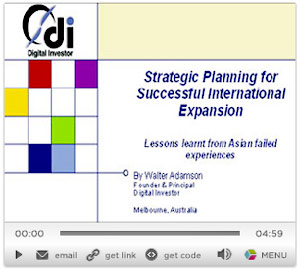 Strategic Planning for Successful International Expansion