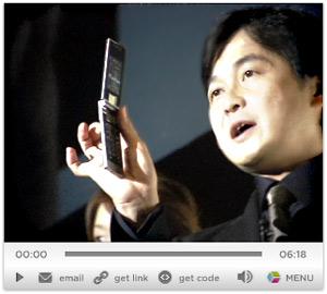 NTT DoCoMo Announces New 3G, HSDPA Phones