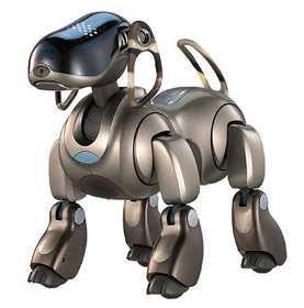 Sony's Newest Aibo has a Nose for News