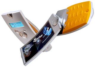 KDDI Designing Studio Unveils Prototype Handsets
