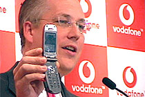 Vodafone Japan Launches TV Phone Surprise