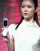 New DoCoMo 3G Handset Hits the Street: Fujitsu F900i